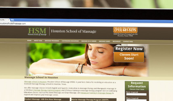 Houston School of Massage