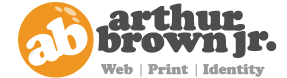 Arthur Brown Jr. Logo